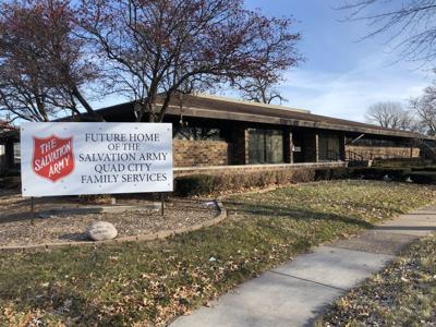 Salvation Army new location