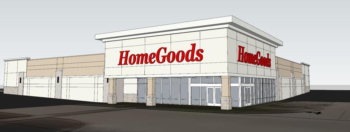 Homegoods store headed for elmore marketplace economy for Home goode