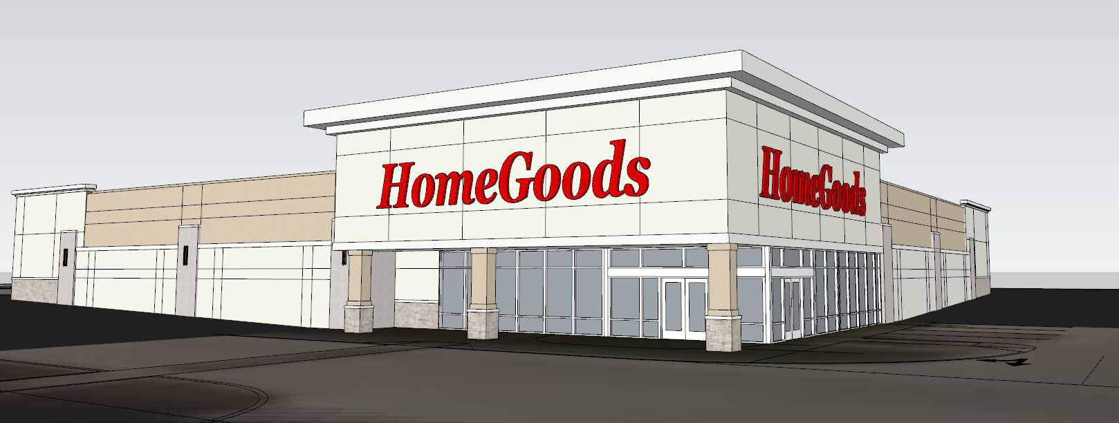 Elmore Marketplace, Davenport, Will Welcome A New HomeGoods Store In The  Fall. It Will Be The Retaileru0027s First Quad City Location.