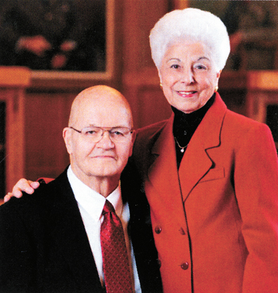Lawrence and Marilyn Matteson