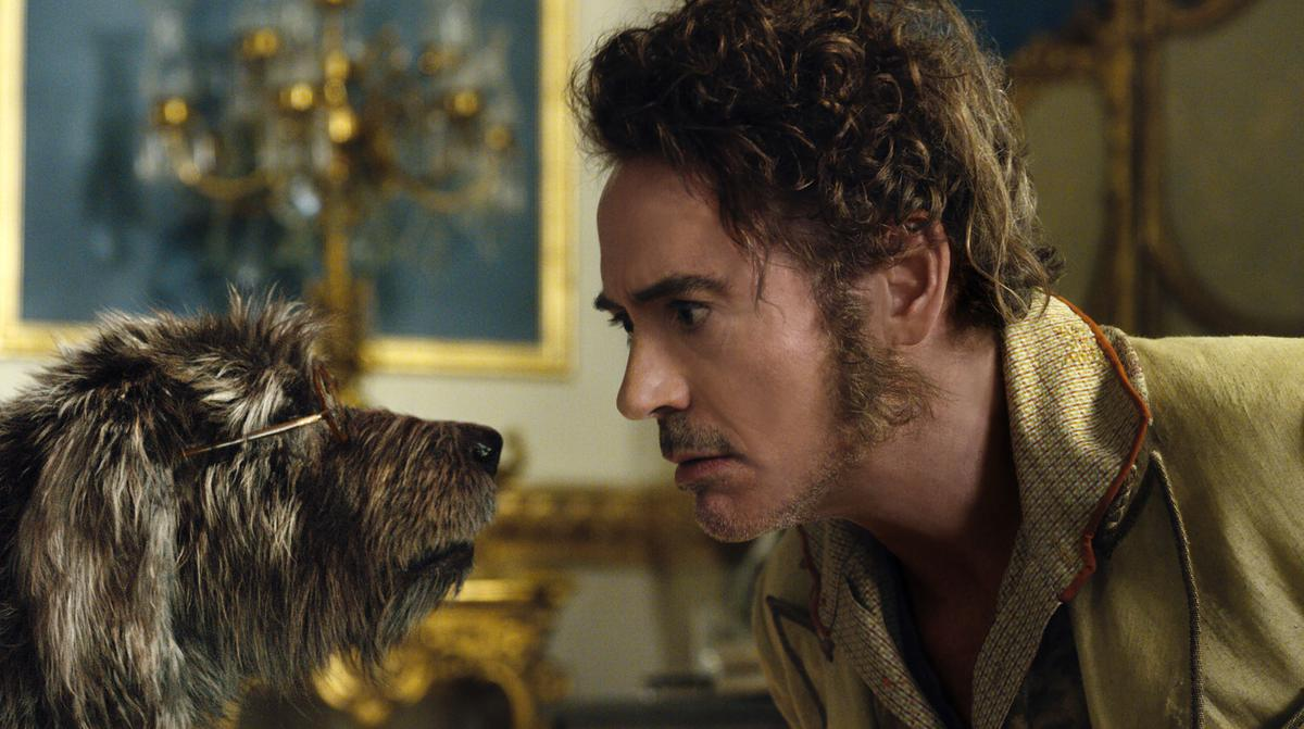 Film Review - Dolittle