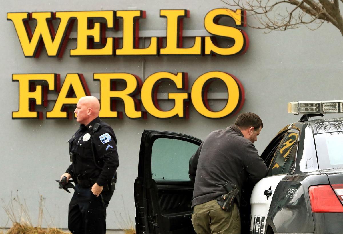 Wells Fargo bank robbed, Davenport school goes on lockdown as a precaution