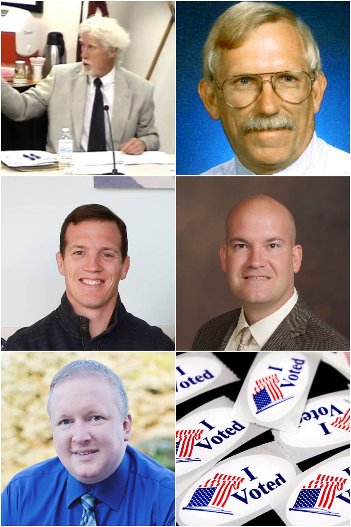 Davenport 6th Ward candidates