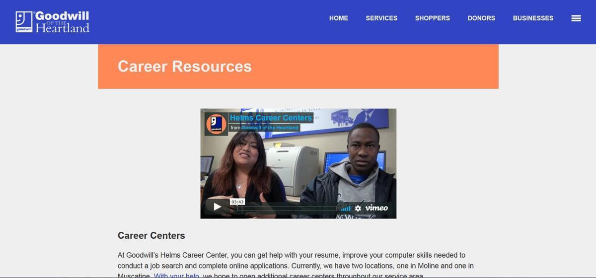 Goodwill's Helms Career Center