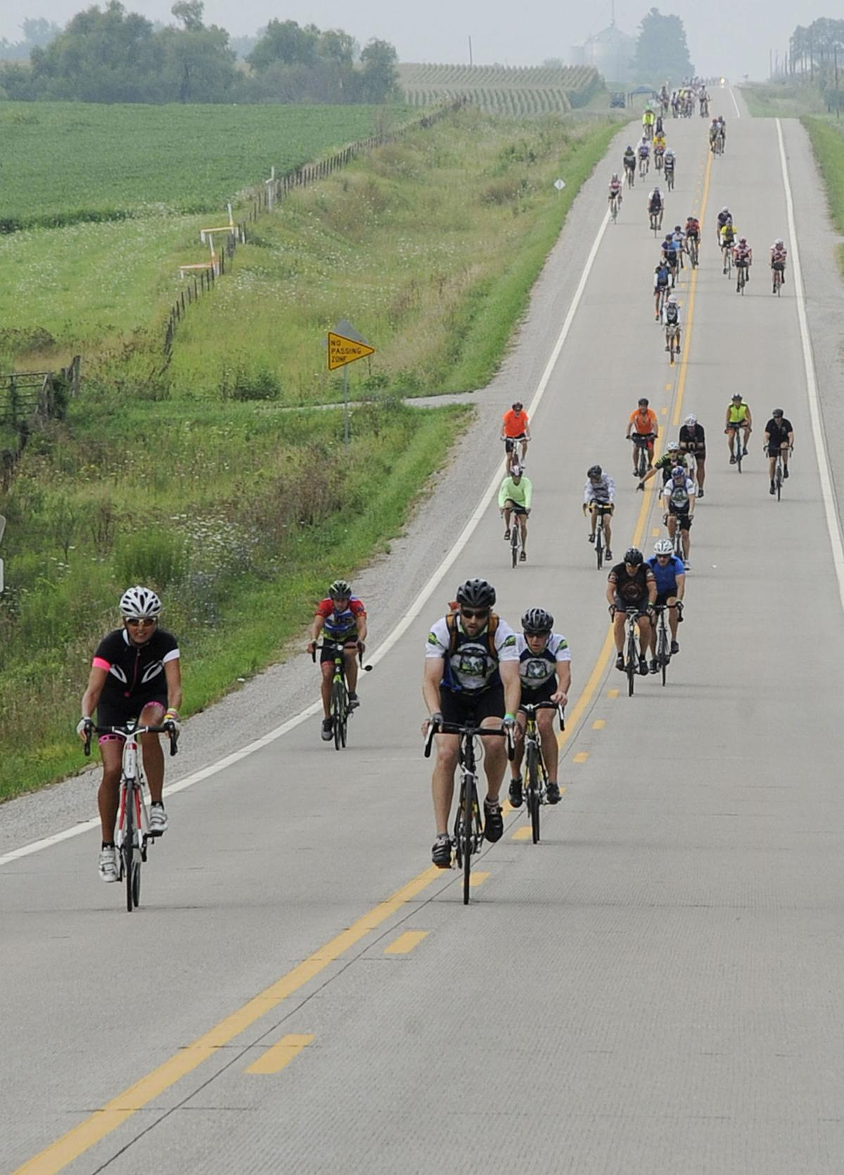 RAGBRAI- Independence