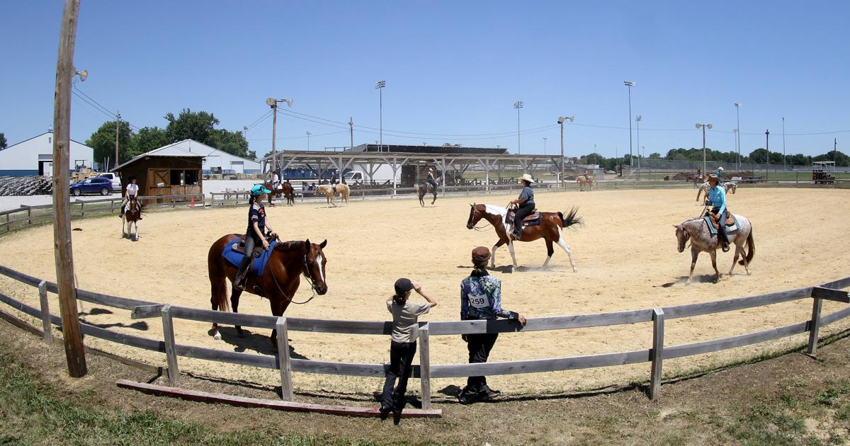 Photos: Quad-City All Breed Horse Association Open Show | Fun and