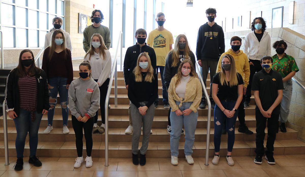 BHS announces Student Spotlight award winners