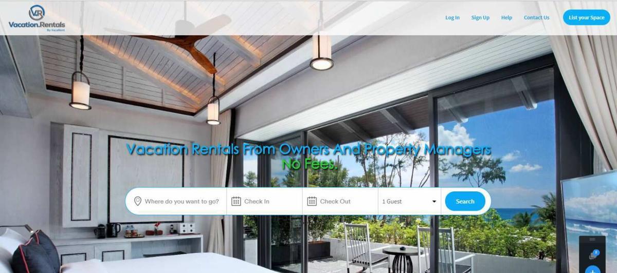 Vacation.rental web site