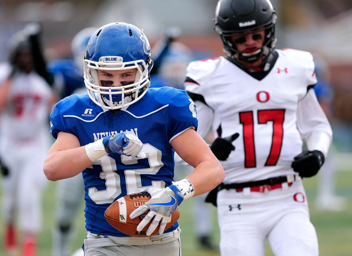 Sterling Newman pulls away from Orion in second half to