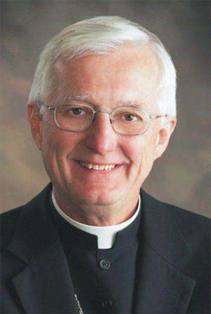 Bishop Martin Amos mug