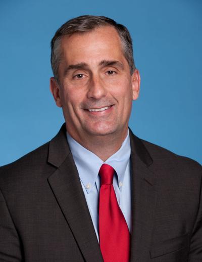 Brian Krzanich, CEO of Intel Corporation