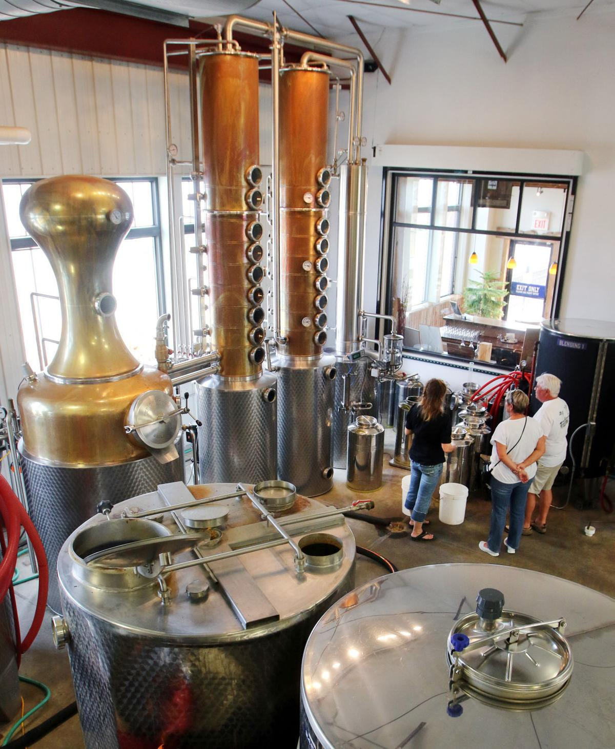 Mississippi River Distilling Co.