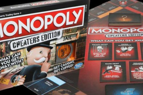 This New Special Edition Of Monopoly Was Made Especially For Players Who Cheat
