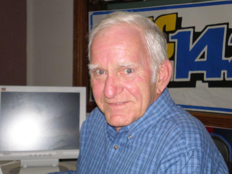 Talk show host Jim Fisher