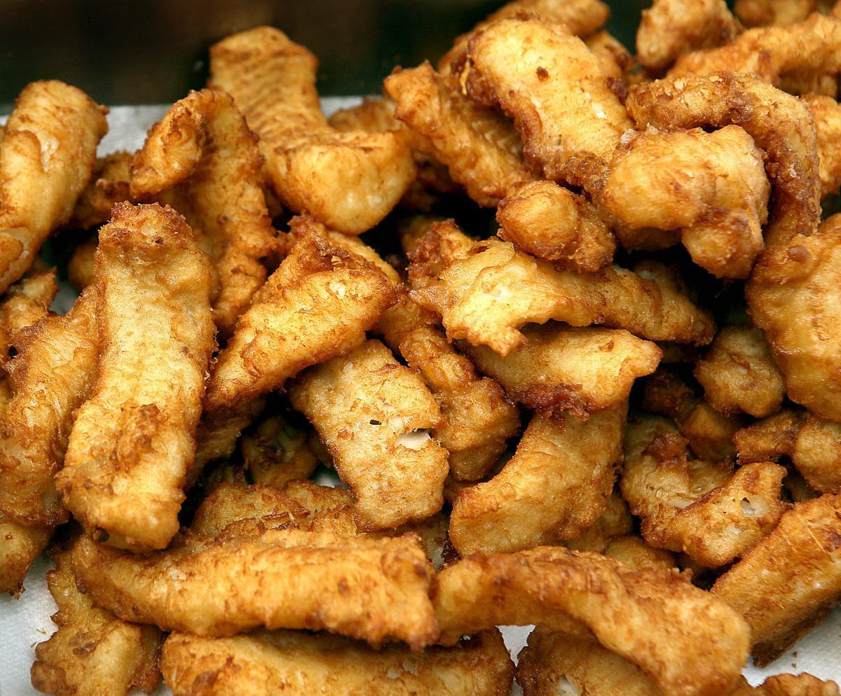 Lenten fish fry at St. Al's