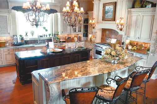 kitchen island takes center stage home and garden qctimes com rh qctimes com