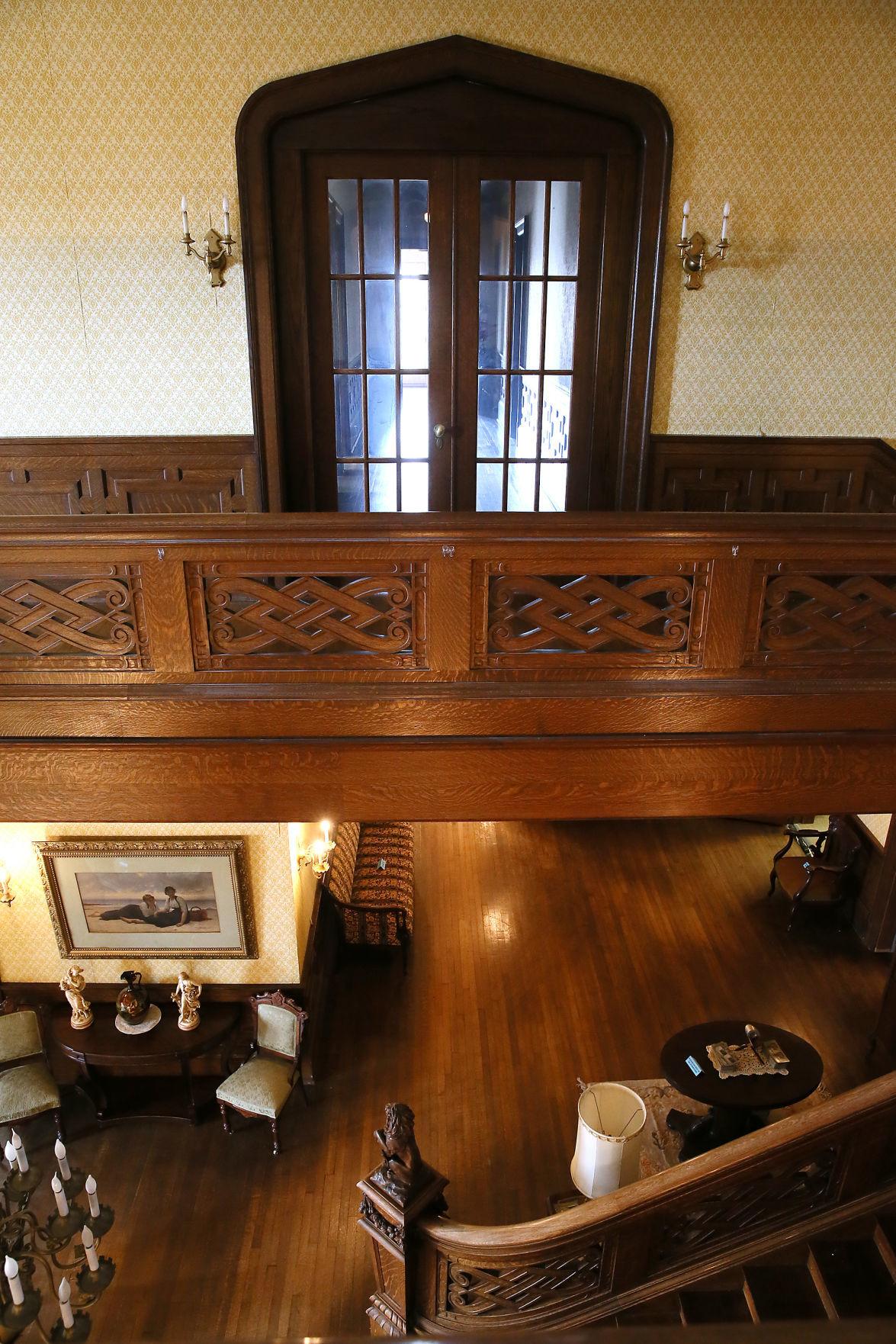 photos the william bettendorf mansion local news qctimes com rh qctimes com