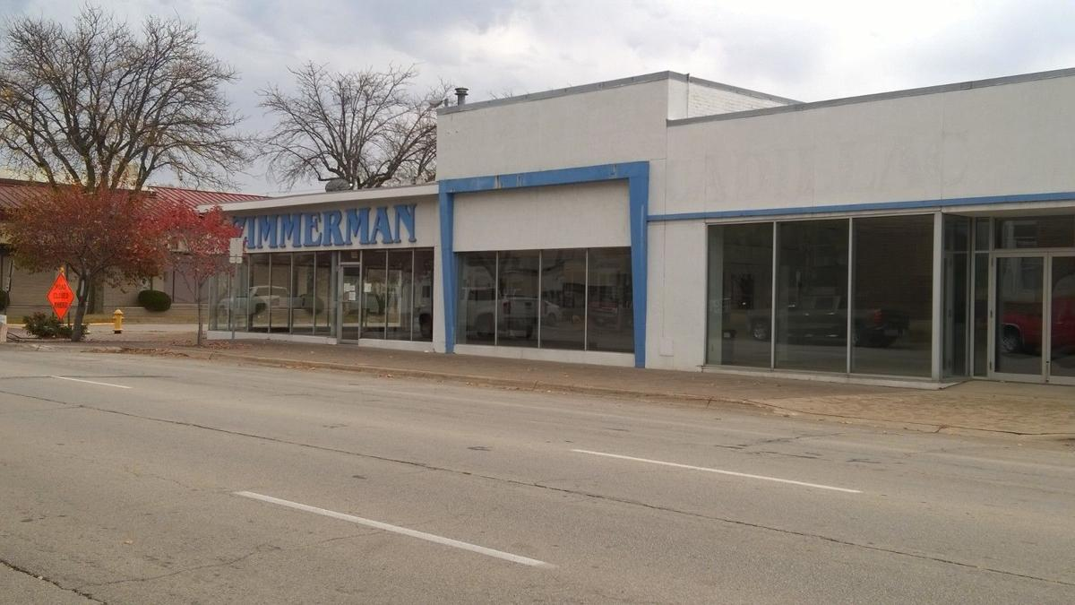 Rock island car dealership to be converted into downtown for Honda dealers chicago