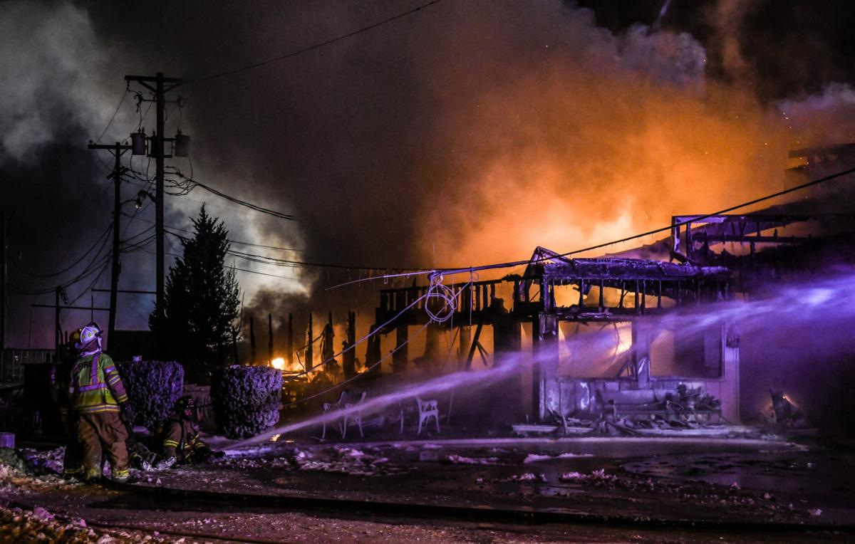 Landmark Moline restaurant gutted by fire