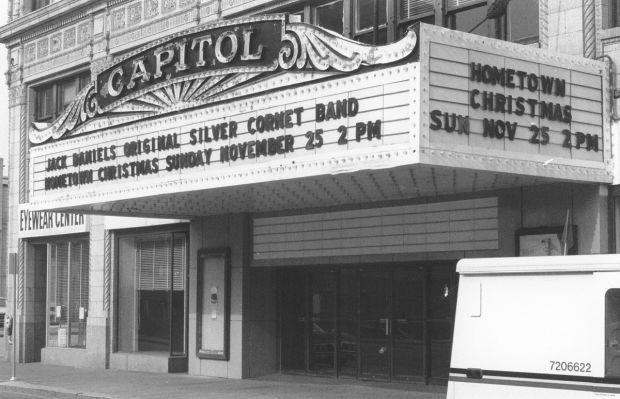 Capitol Theatre, Davenport