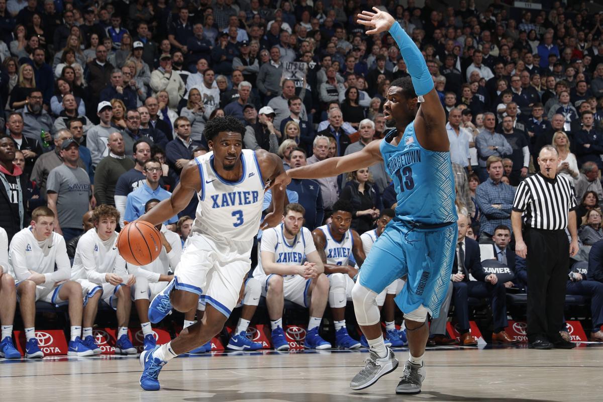 Georgetown Xavier Basketball