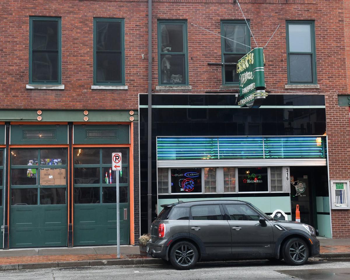 Mac's Tavern damaged by gunfire early Sunday morning