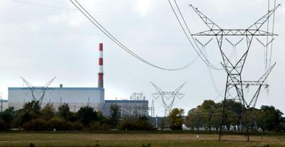 Exelon Nuclear Plant in Cordova, Illinois