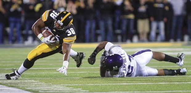 Iowa vs. Northwestern