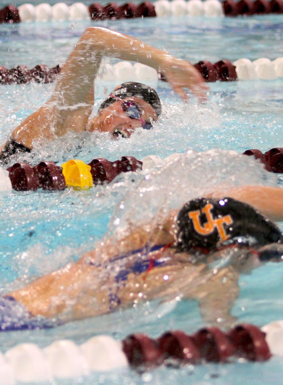 Ut Swimmers Capture 1st Big Six Title Since 1990 High School Swimming