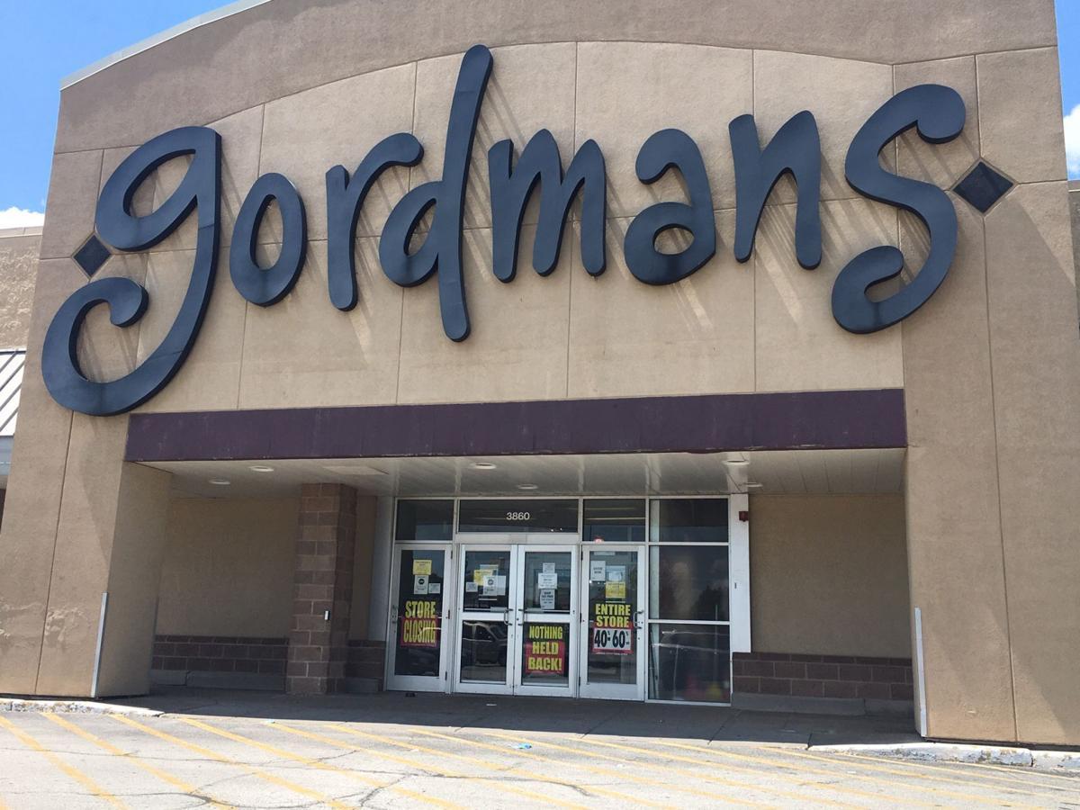 Gordmans liquidation sales in Davenport