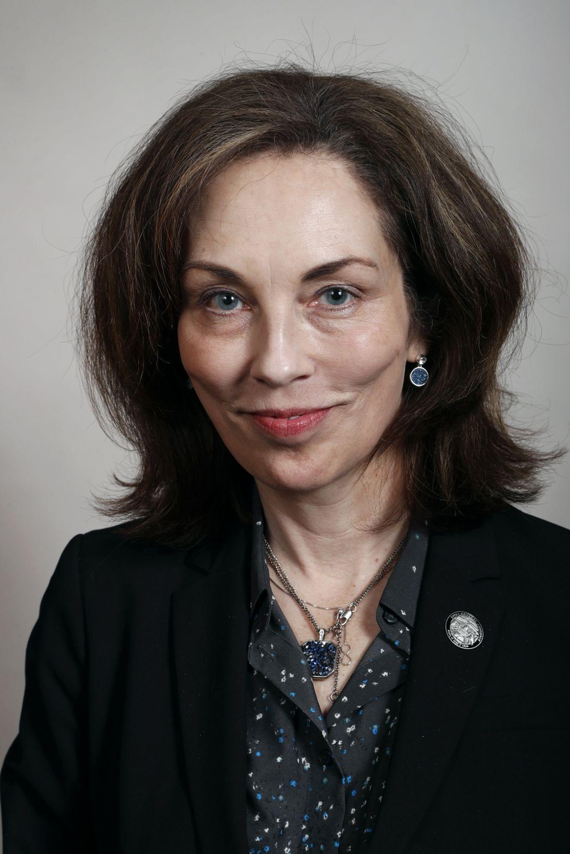 Iowa state Rep. Mary Wolfe