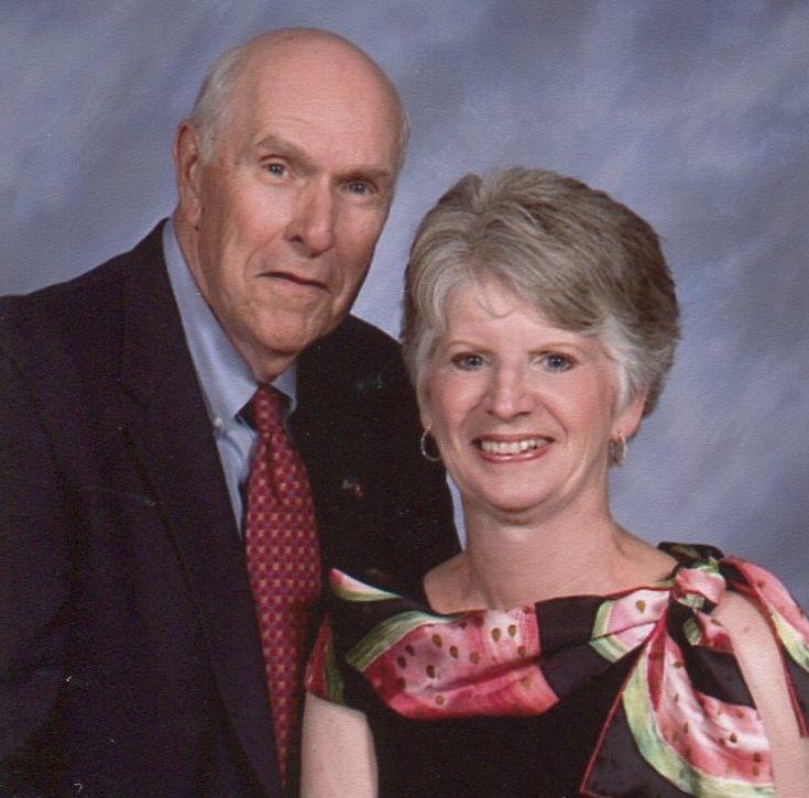 Larry and Mary Lorensen Anniversary