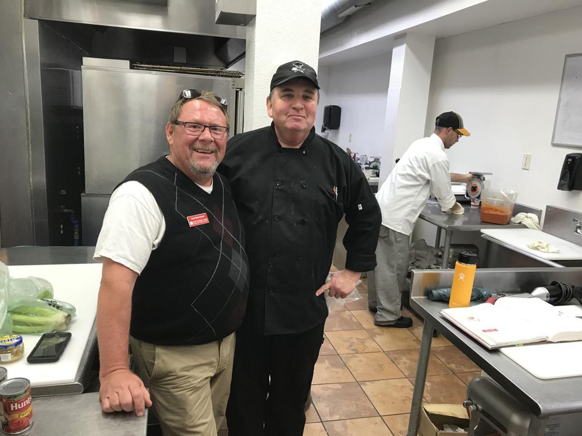 Merrill chefs