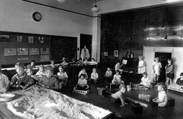 Schools at 150: Innovation a hallmark of district's history