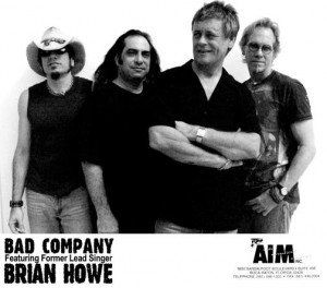 Howe recalls ups, downs of Bad Company | Fun and Entertainment ...