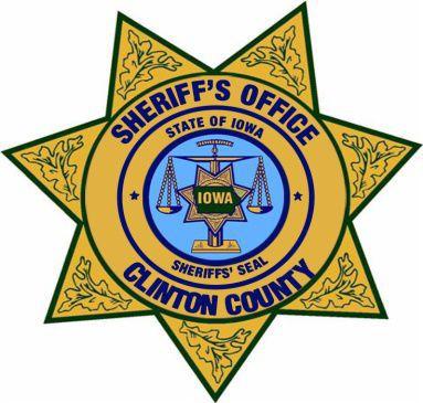 Clinton County Sheriff's logo