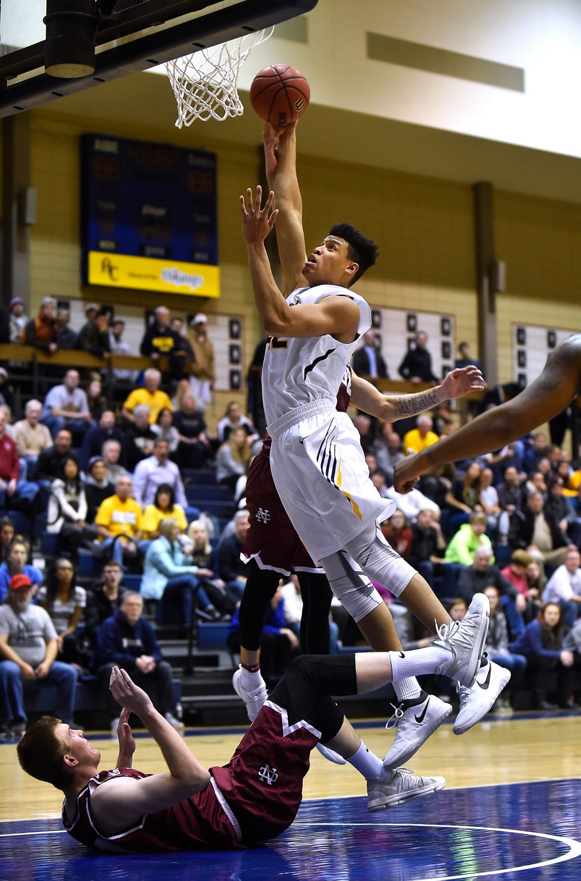College Basketball: Augustana College vs. North Central College