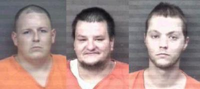 3 charged in connection with robbery at Moline convenience store