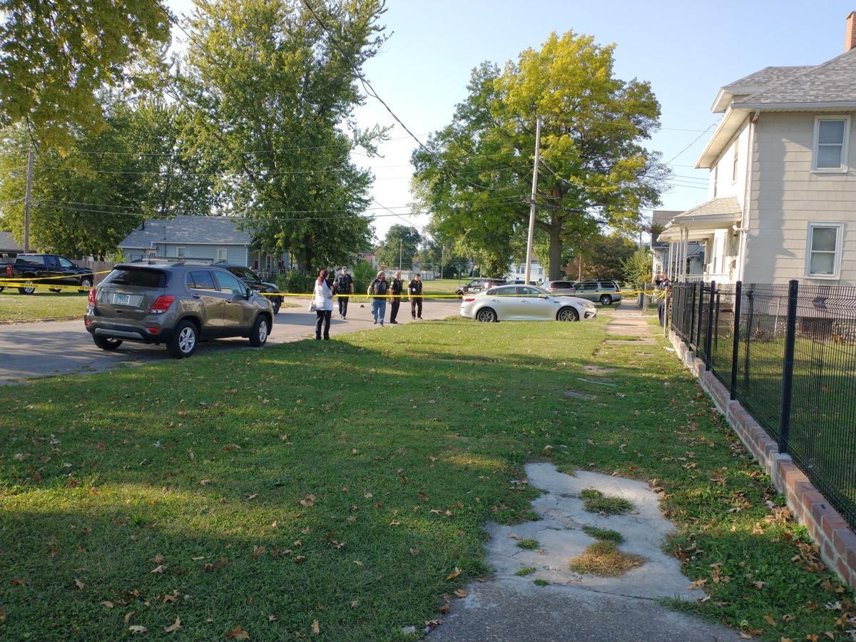 Police presence in Rock Island