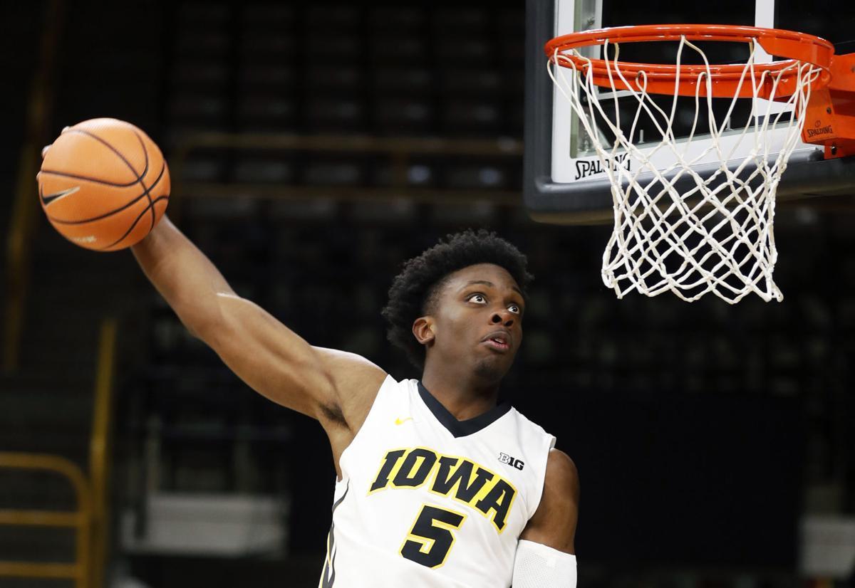Iowa Media Day Basketball
