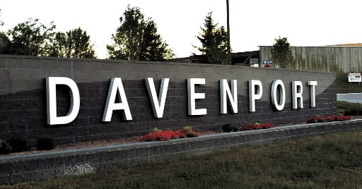 Davenport sign