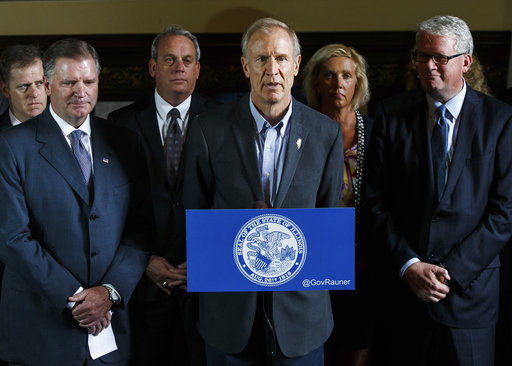 School Funding Bill On Way To Rauner Today