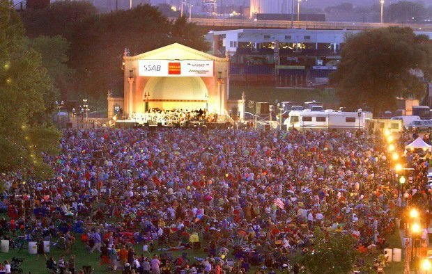 Riverfront Pops