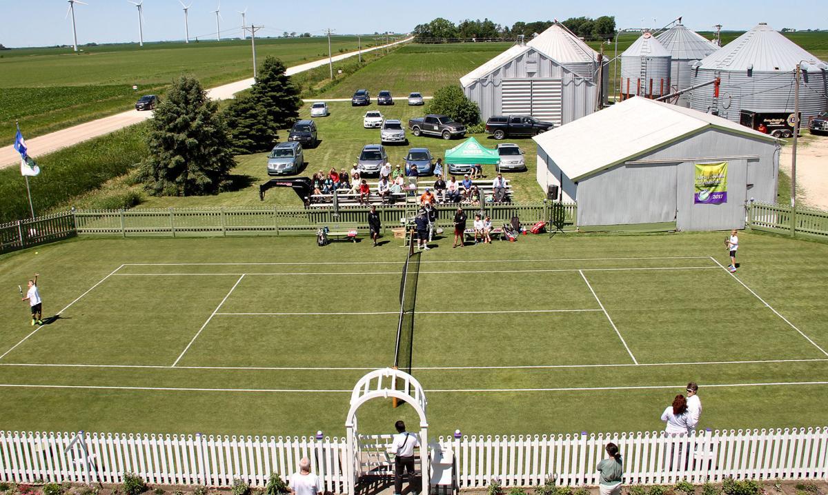 All Iowa Lawn Tennis Club