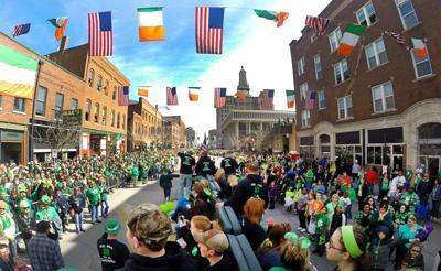 St. Patrick Society's Grand Parade