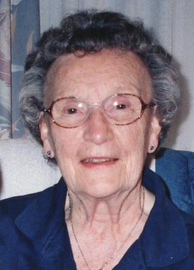 Inez M. Sharp