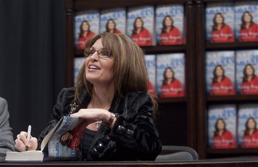 Sarah Palin's fans push for 2012 presidential run