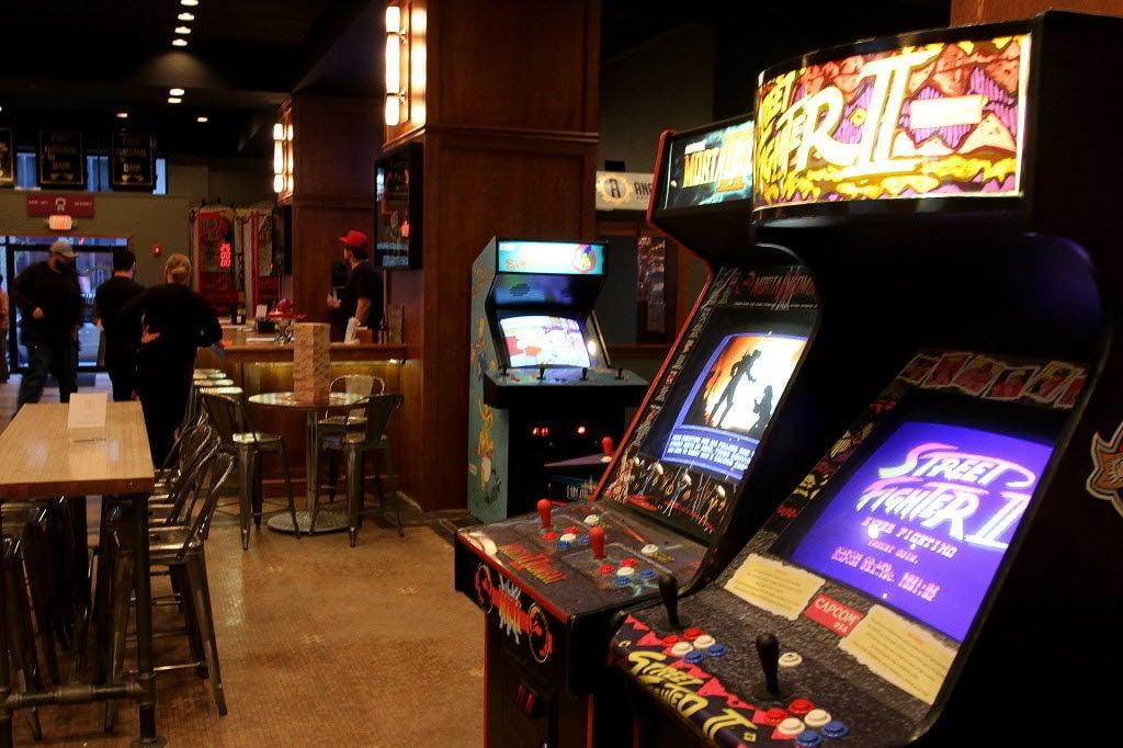 analog arcade