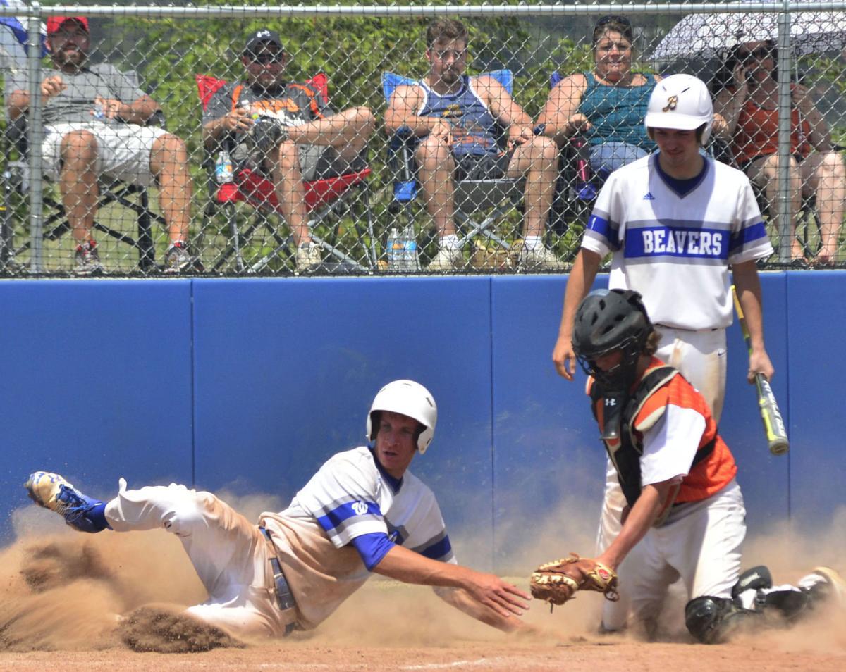 Wilton Baseball - Evan Reifert