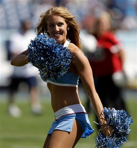 San Diego Chargers Cheerleader: Week 3: NFL Cheerleaders